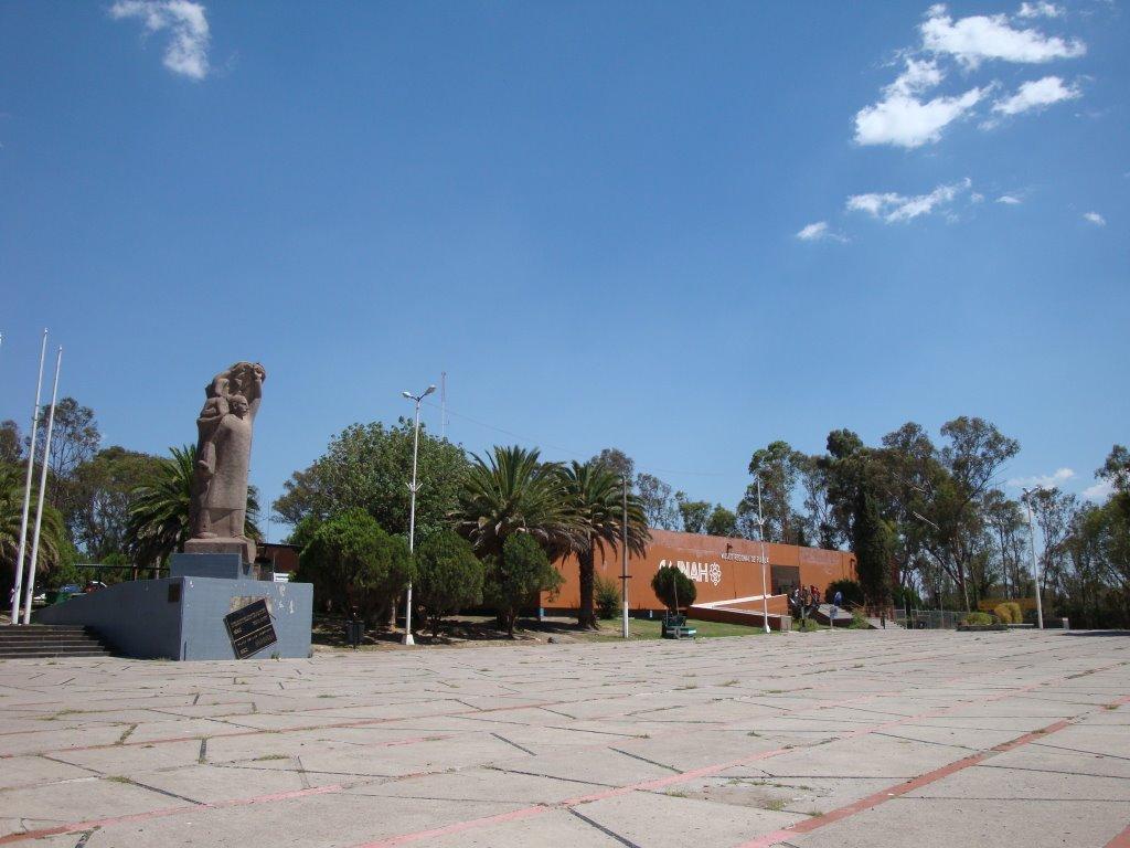 Plaza las Américas, Пуэбла (де Зарагоза)