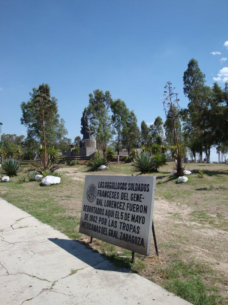 Plaza civica 5 de mayo, Пуэбла (де Зарагоза)