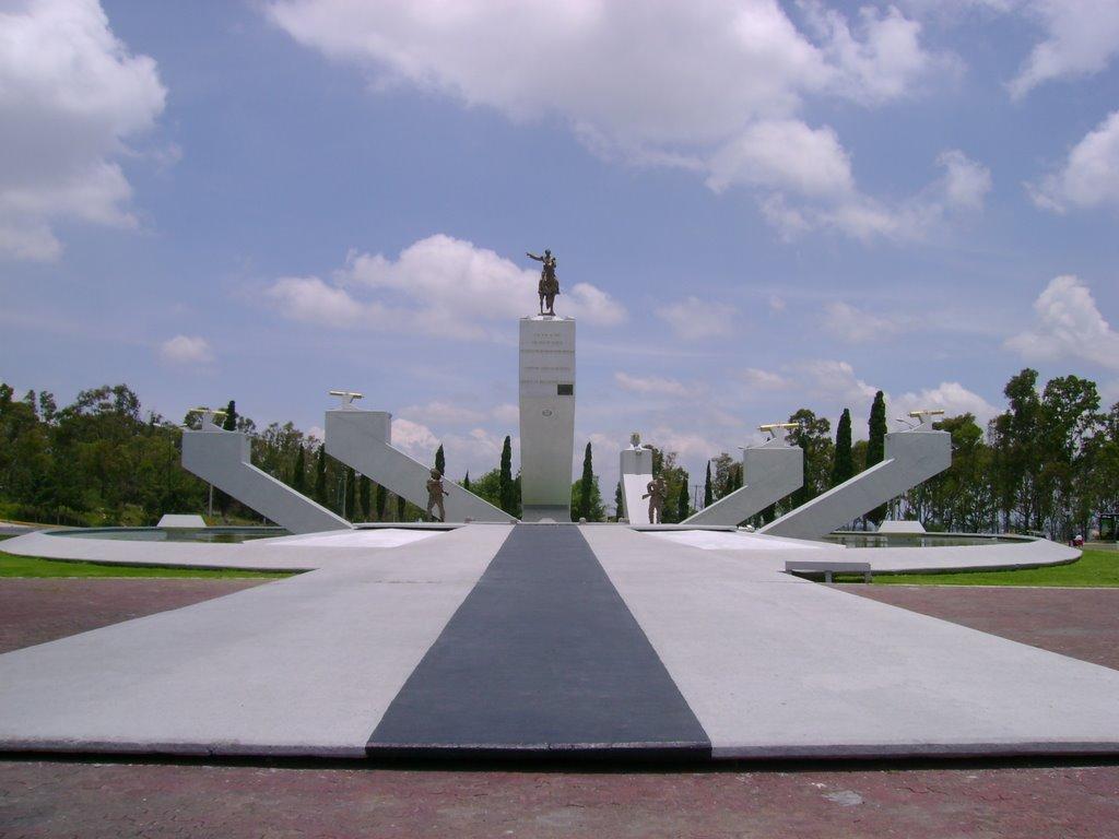 A Zaragoza, Batalla de Puebla, Пуэбла (де Зарагоза)