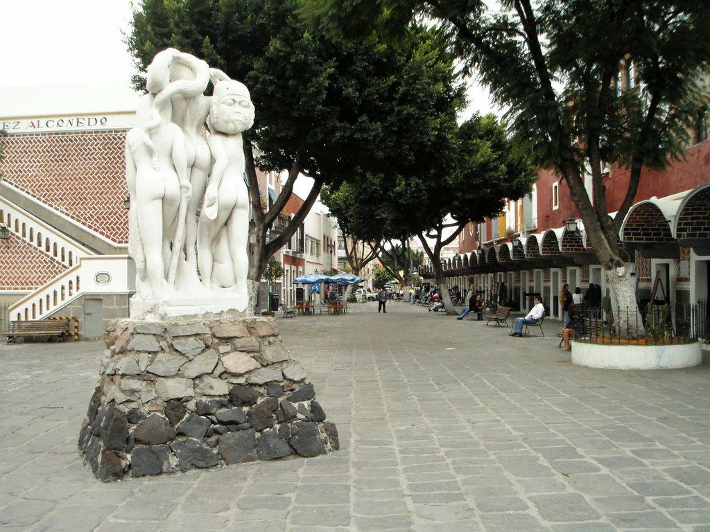 Puebla, Пуэбла (де Зарагоза)