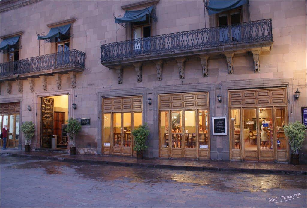 Casa de la Virreyna San Luis Potosi By Mel Figueroa, Сбюдад-де-Валлес