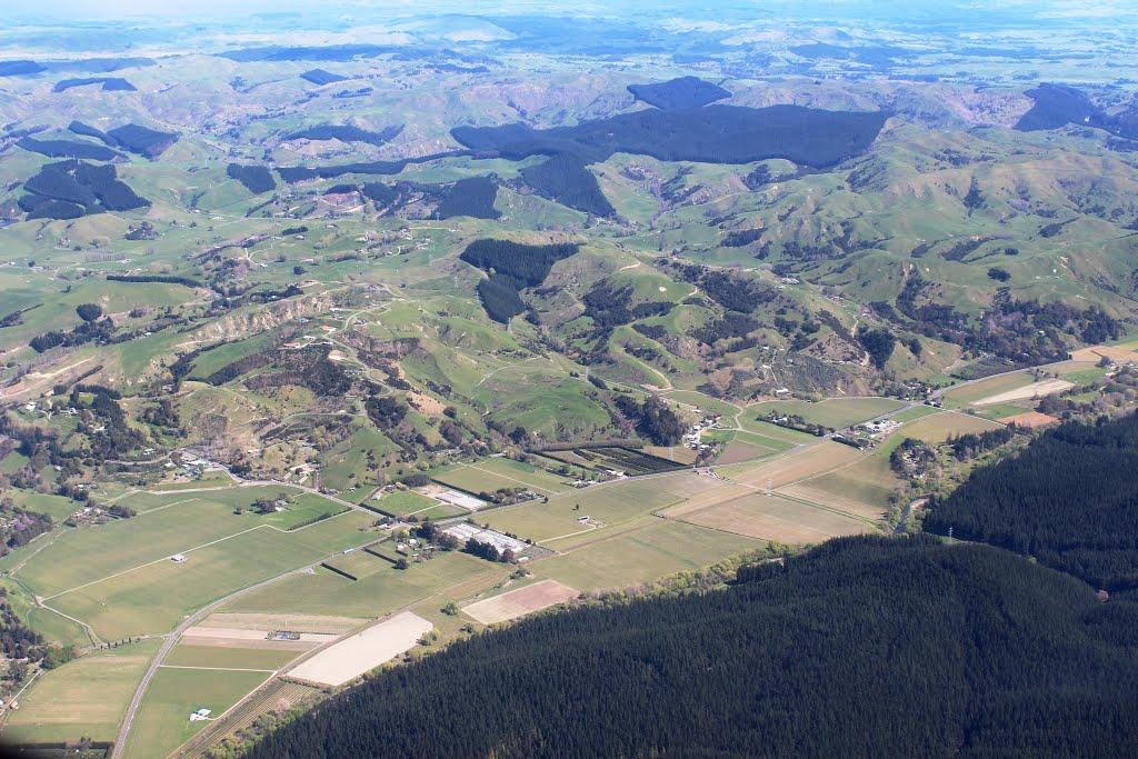 Eskdale Valley, Напир