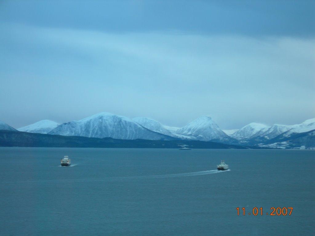 Norway - Molde, Молде