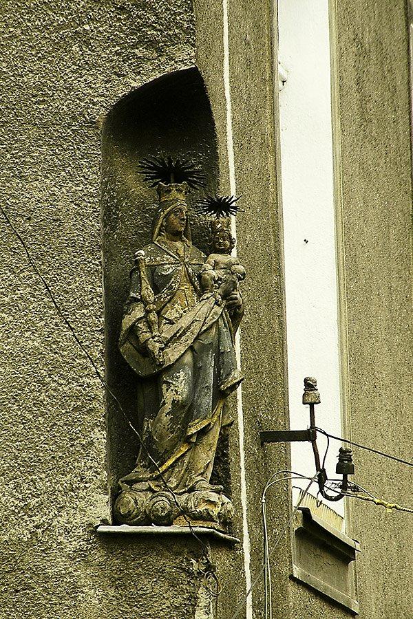 Kłodzko-detal architektoniczny, Клодзко