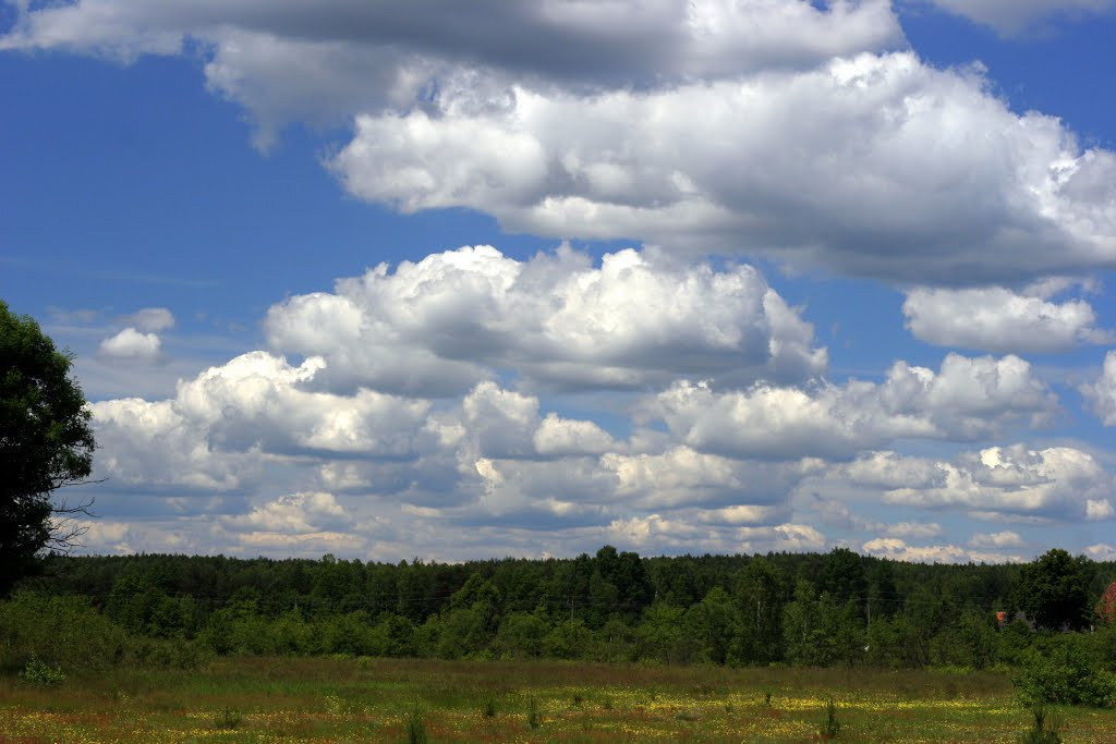 Chmury 3, Полковице