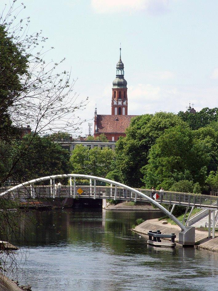 Bydgoszcz, Nad Brdą, Быдгощ