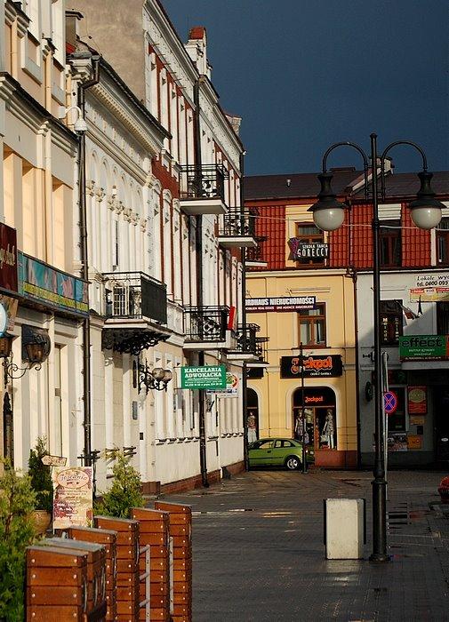 Włocławek, Plac Wolności, Влоцлавек