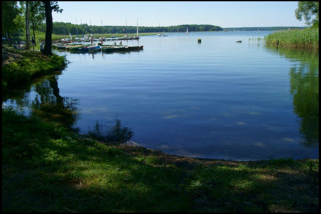Jezioro Niesłysz, Меджиржеч