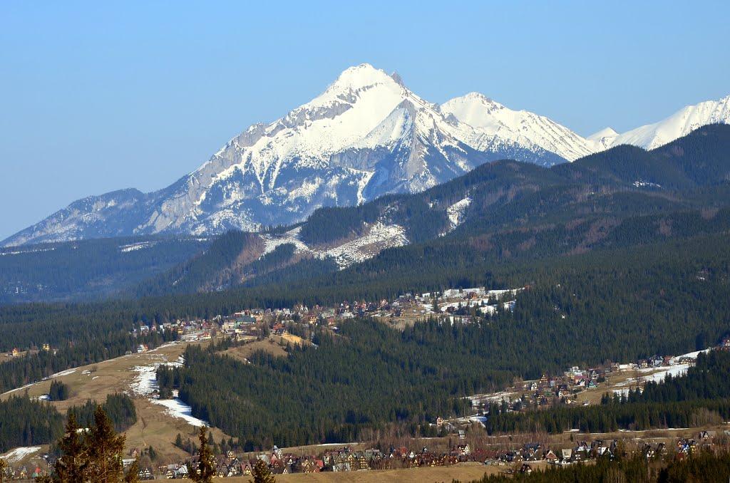 Tatra Mountains, Закопане