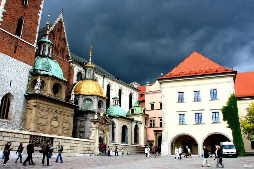 *Just before the rain*, Краков