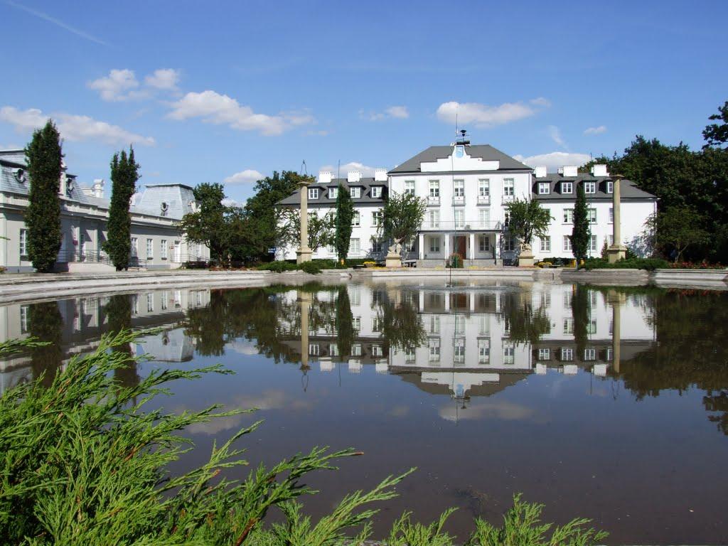 Pałac w Kozienicach (XVIII wiek), Козенице