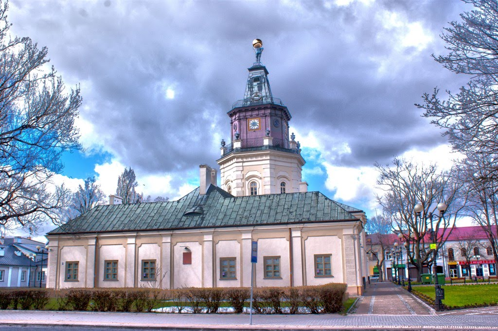 Siedlce - Muzeum Regionalne, Седльце