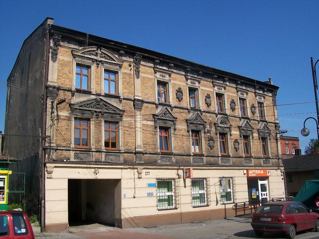 ul. Bytomska, Забрже