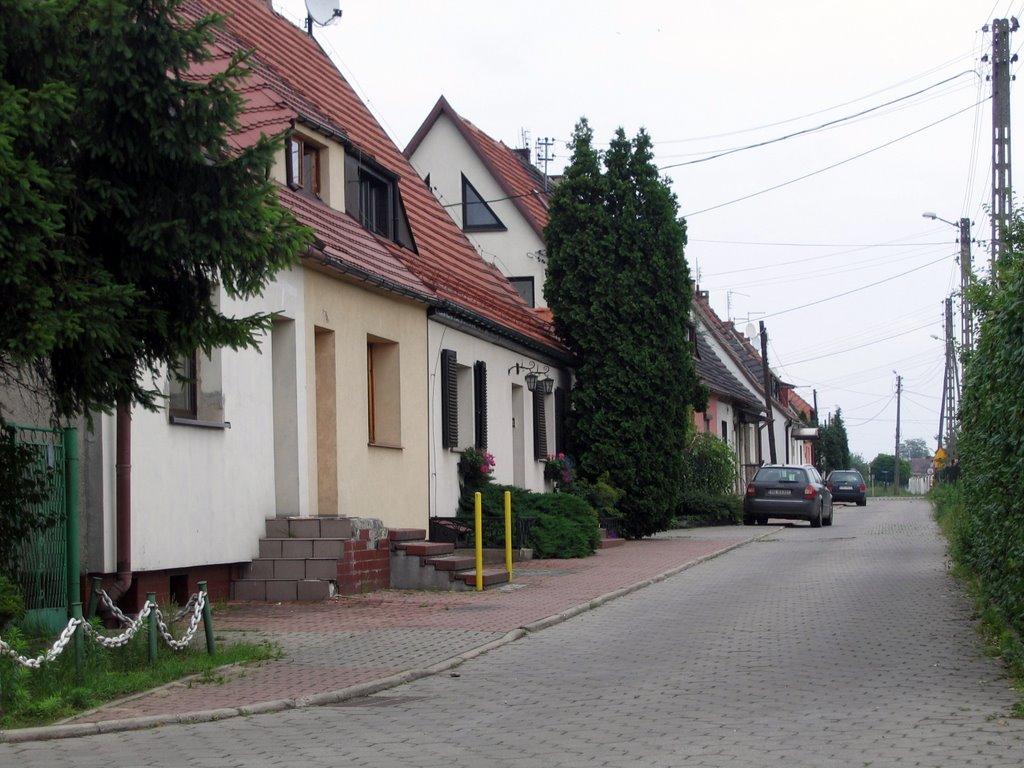 Czereśniowa, Пысковице