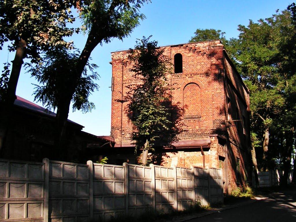 Dawna kopalnia Nowa Helena, Руда-Сласка