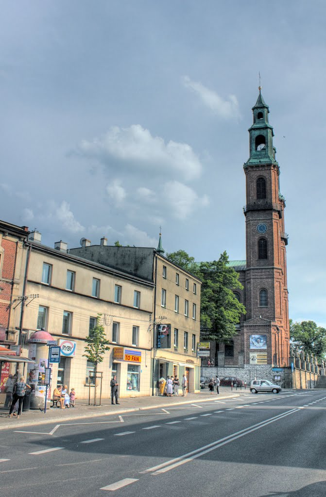 Piekary Śląskie, sanktuarium, Руда-Сласка