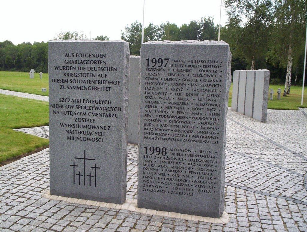 Siemianowice- WWII Military Cemetery, Честохова