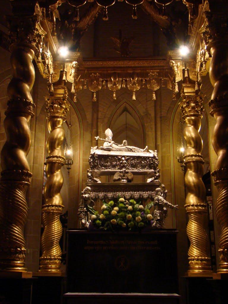 Relikwie Świętego Wojciecha / Saint Wojciechs relics, Сандомерж