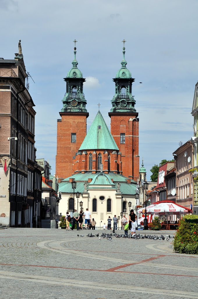 Gniezno - Cathedral, Сандомерж