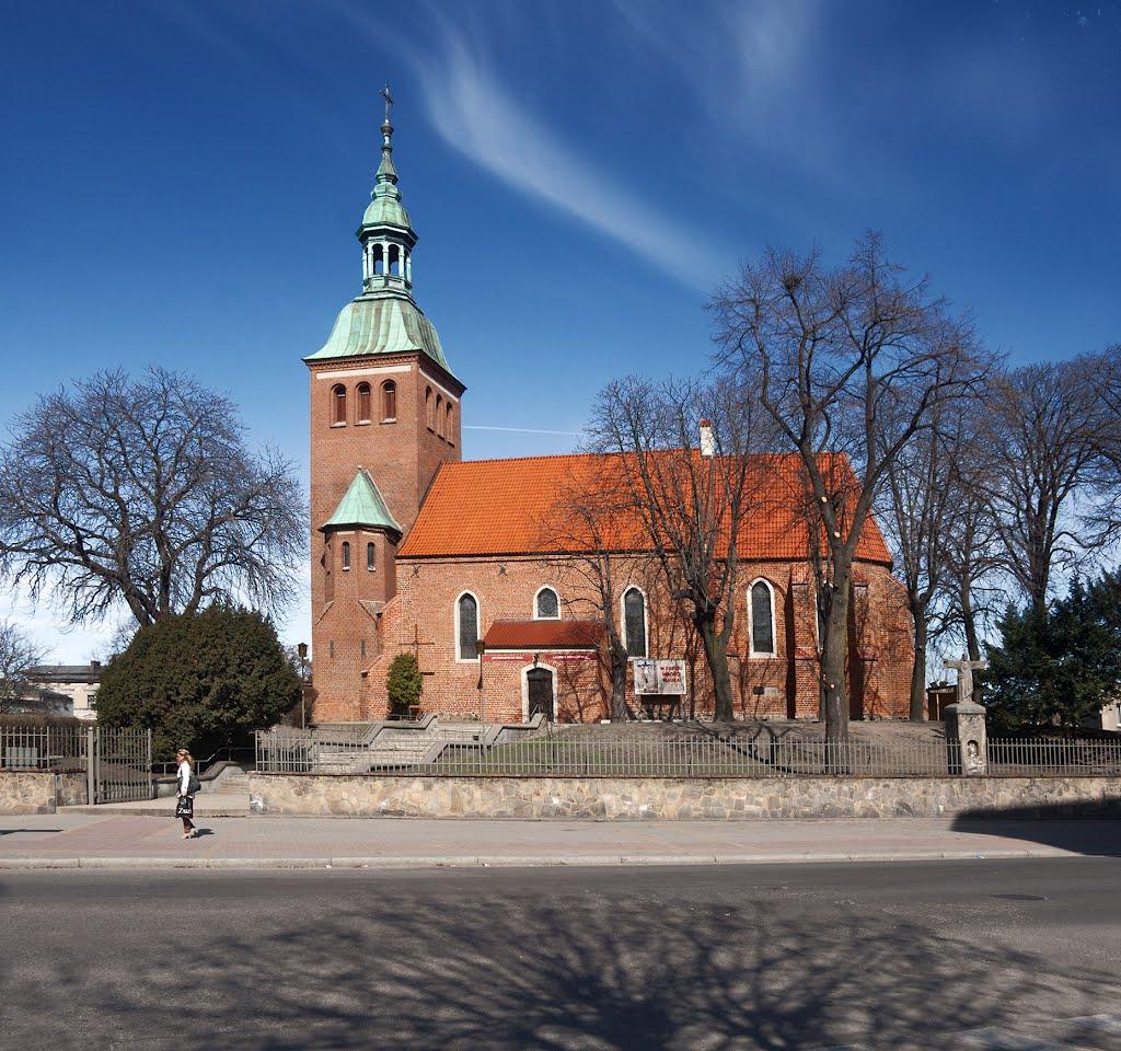Gniezno, kościół św.Michała, Сандомерж