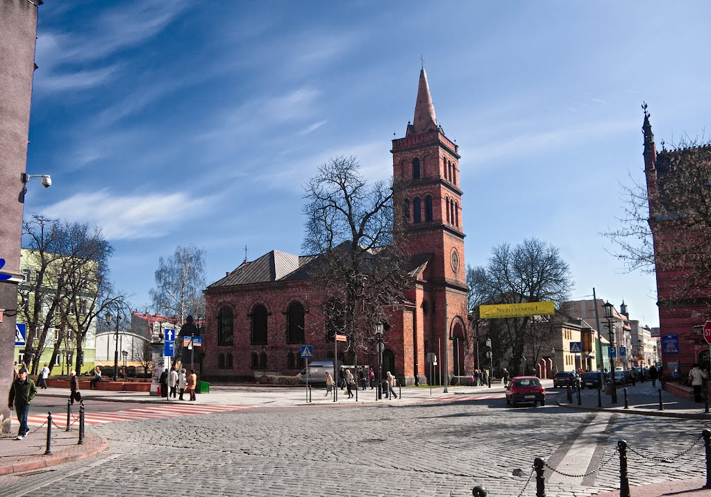 kościół garnizonowy w Gnieźnie, Сандомерж