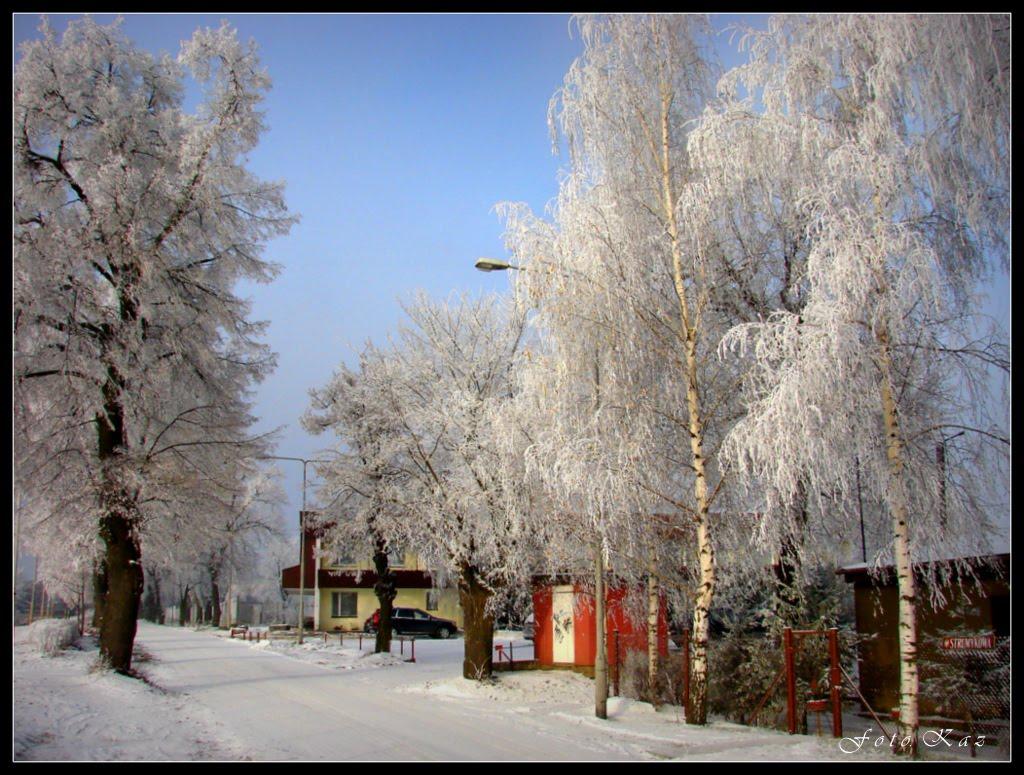 Gniezno ulica Strumykowa., Сандомерж