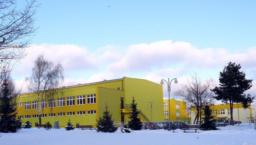 Szkoła sprtowa Nr 13, Скаржиско-Каменна