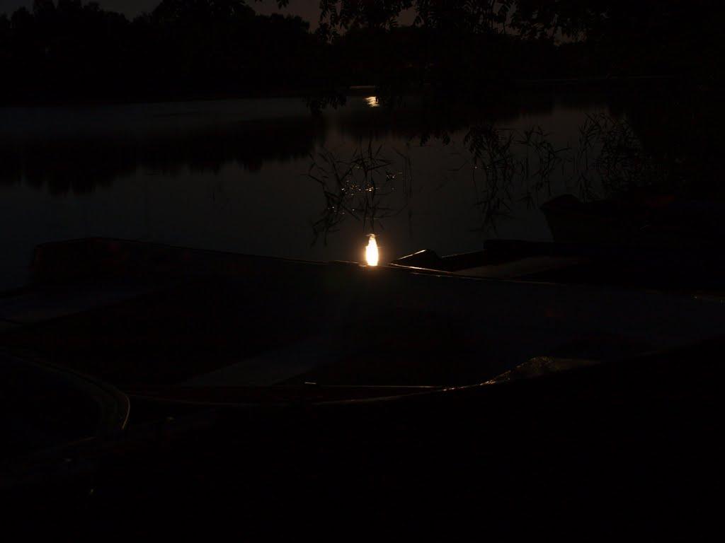 Dadaj nocą, Кетржин