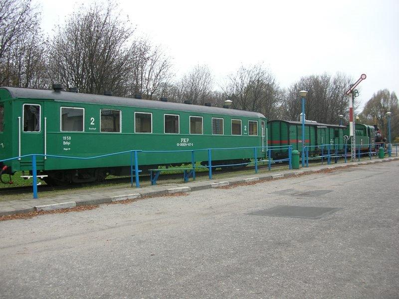 Krotoszyn pociąg wąskotorowy, Кротошин