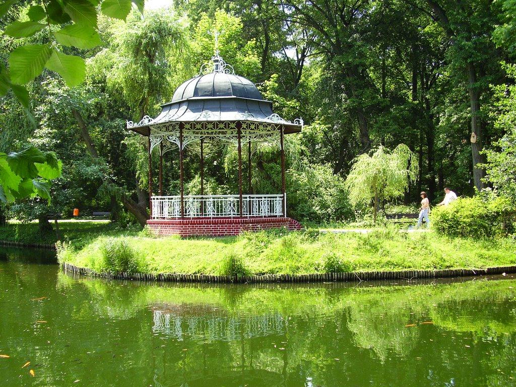 Altanka - Park miejski im.Stanisława Staszica, Пила