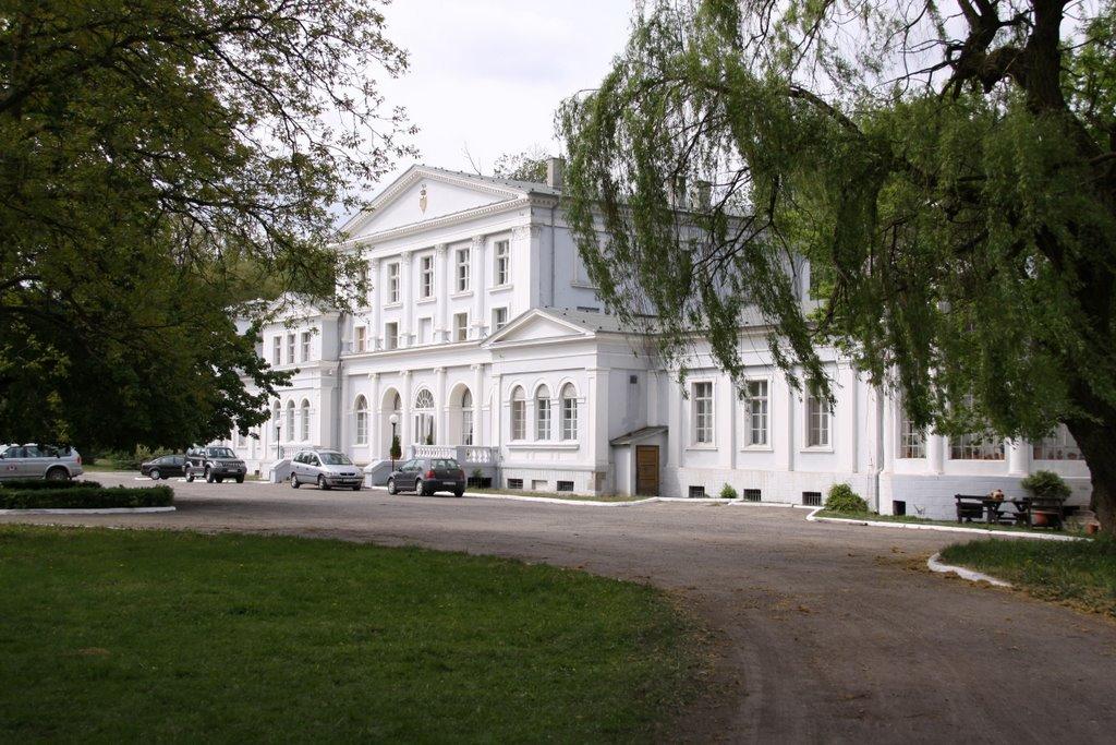 Pałac Iwno, Срода-Велкопольска