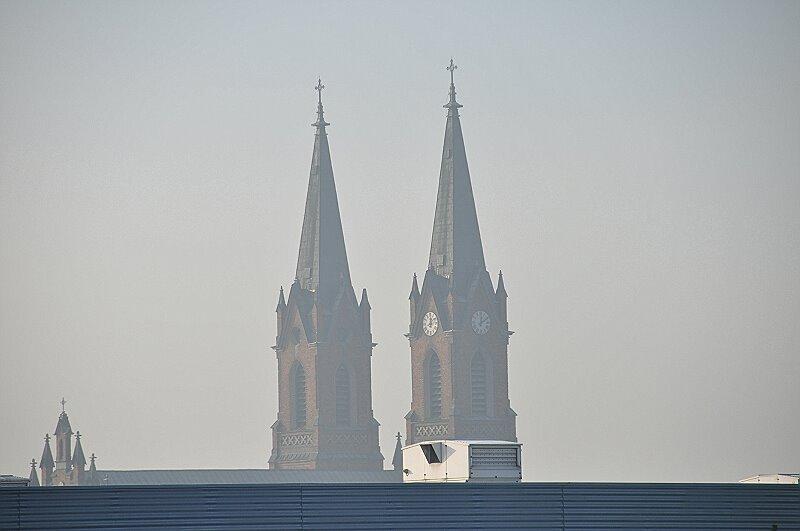 Kościół pod wezwaniem św. Wawrzyńca - Rok założenia: 1301 Kutno /zk, Кутно