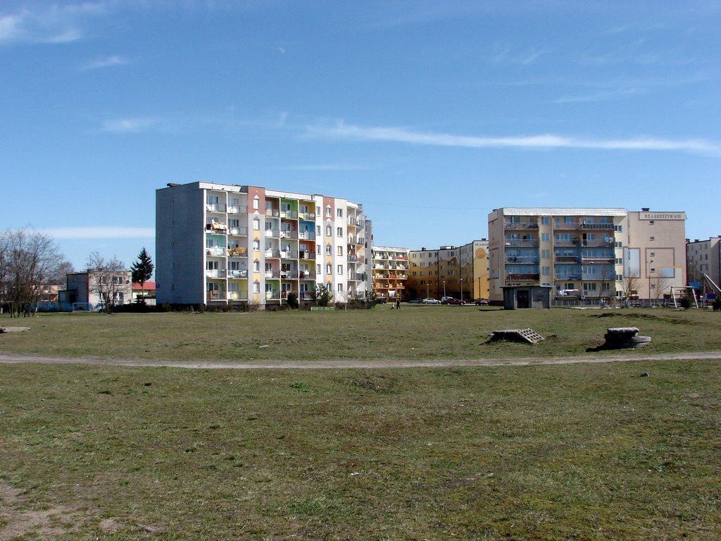 Os.Łąkoszyn, Кутно
