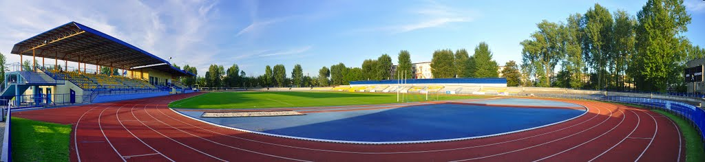 Stadion miejski Kutno 4 zdjęcia /zk, Кутно