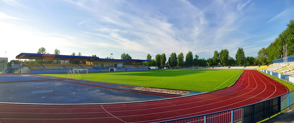 Stadion miejski Kutno 2 zdjęcia /zk, Кутно