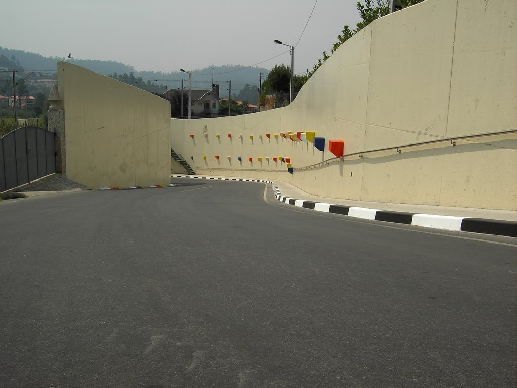 Rolodromo dos Barrocos 1, Брага