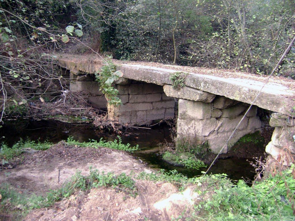 Ponte em Galinhela - Arentim, Брага