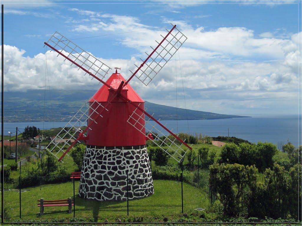 Moinho de vento, Матосинхос