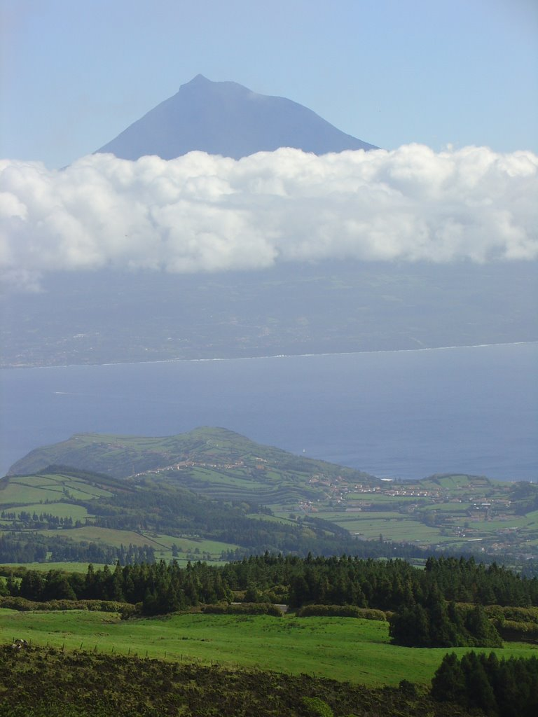 Ilha do Pico, Açores, Опорто