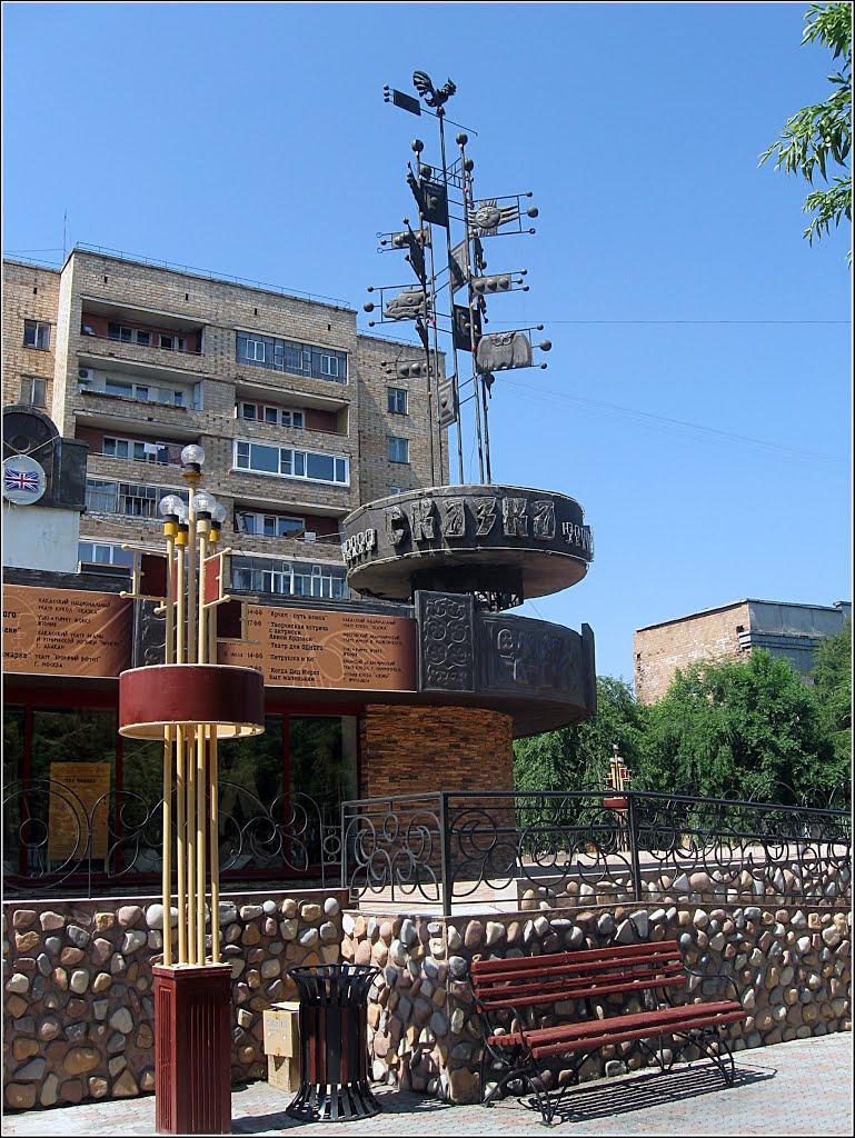 Хакасский национальный театр кукол «Сказка», Абакан
