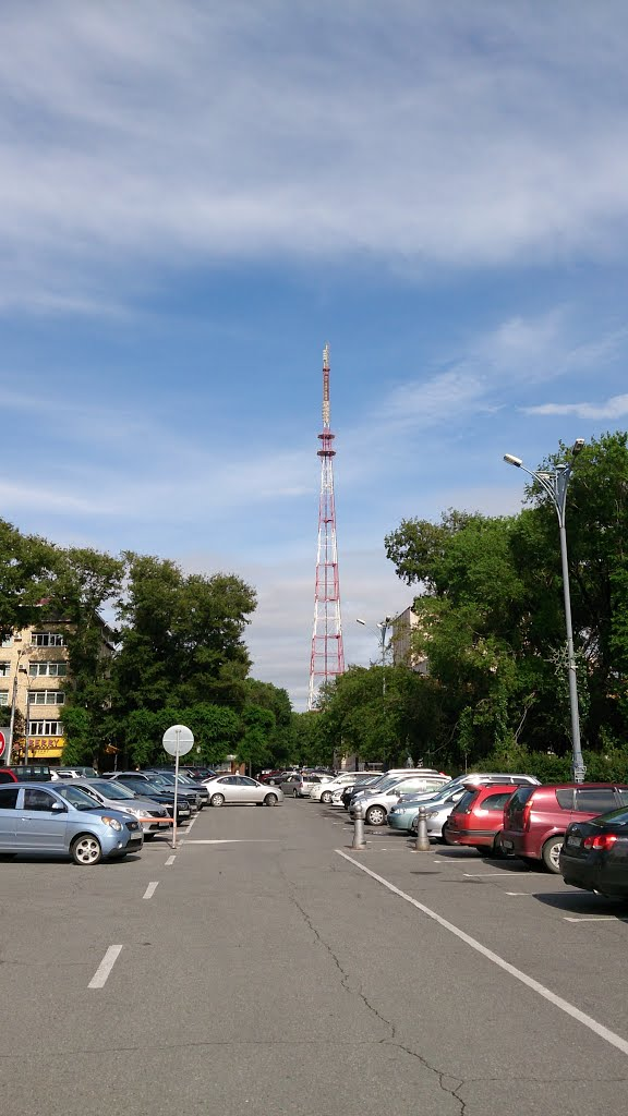 TV tower, Абакан