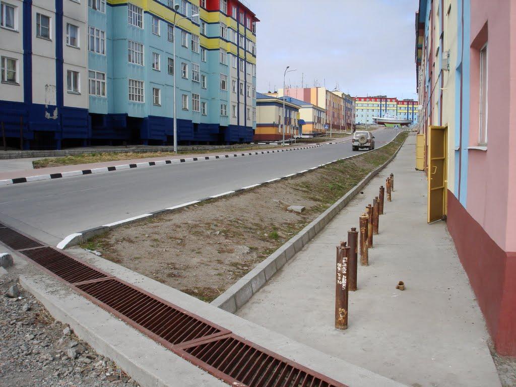 Анадырь,  ул. Ленина., Анадырь