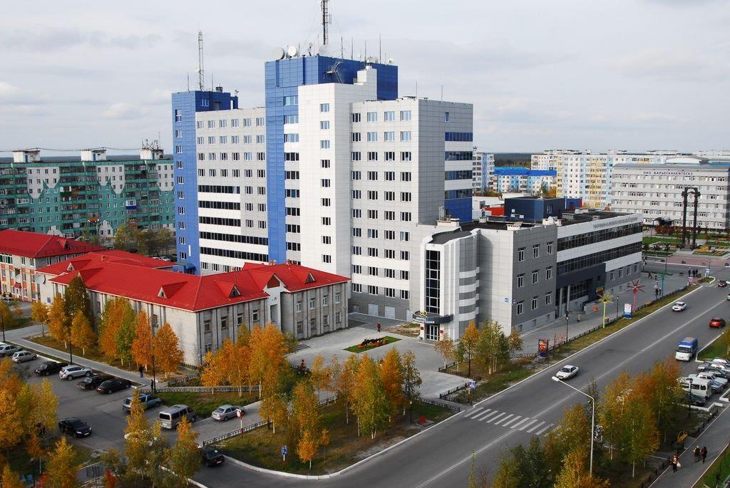 МВЦ, АганГрад, Радужный