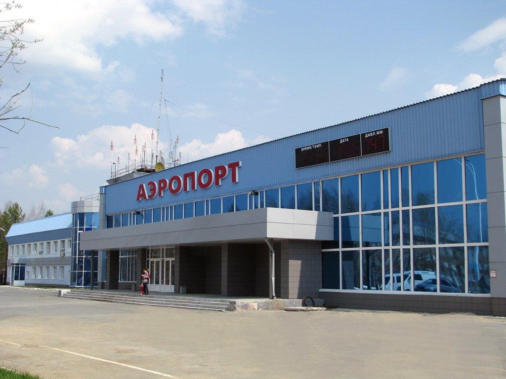 Аэровокзал, Урай