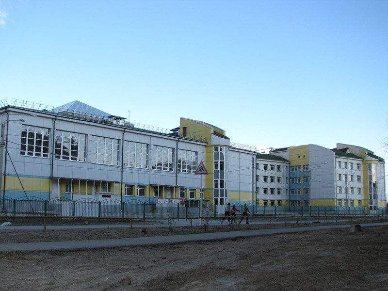Гимназия, Урай