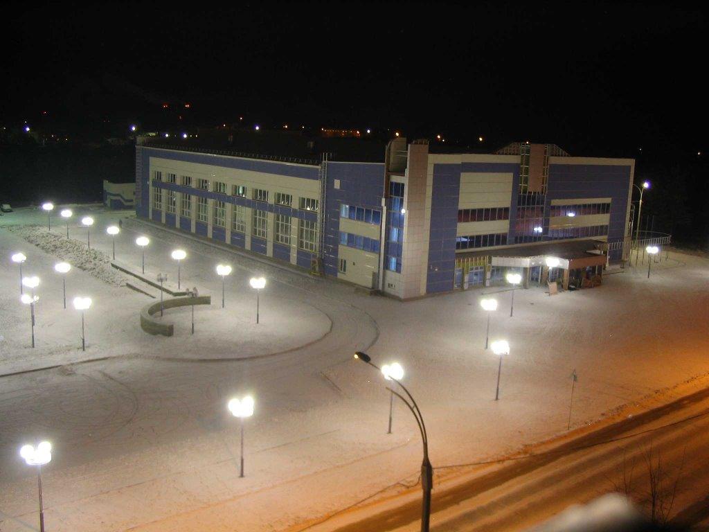 Дворец Спорта Звёзды Югры., Урай
