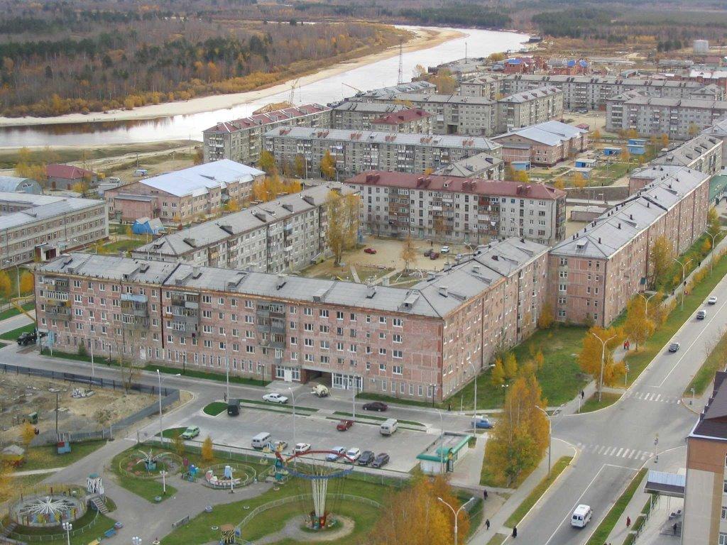 урай тюменской фото город области