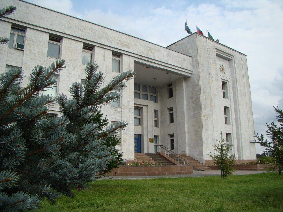 Администрация города, Лангепас