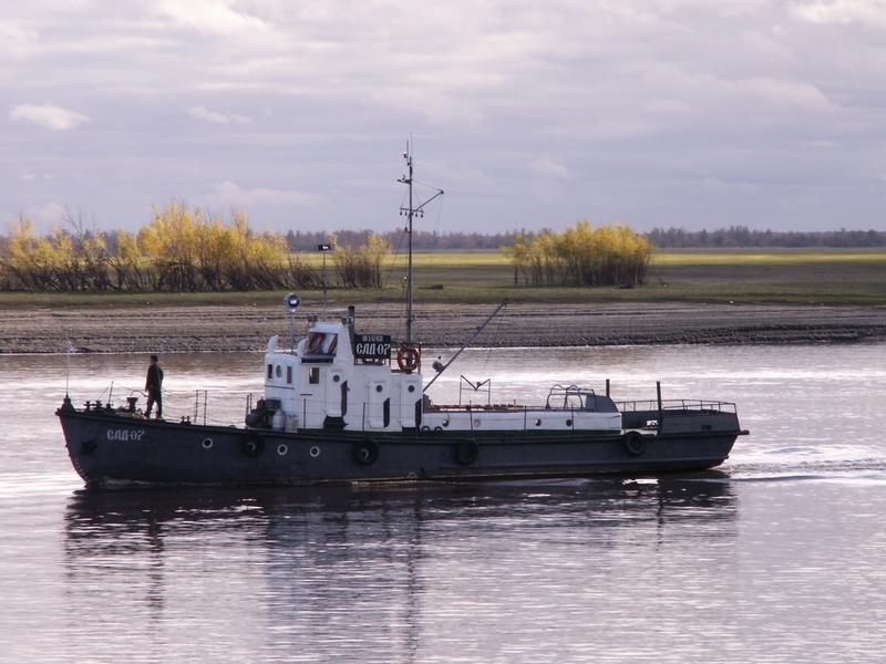 Корабль-Ярославец-07., Приобье