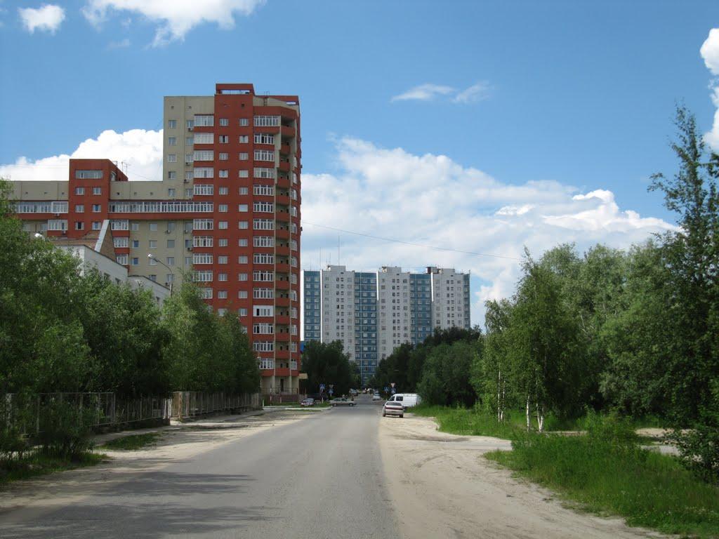 ул.Пионерская, Нижневартовск